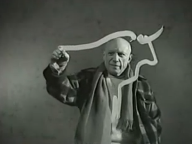 Picasso solving an ill-defined problem