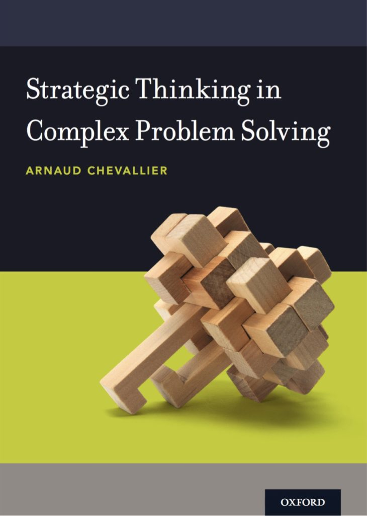 Strategic Thinking is available for pre-order